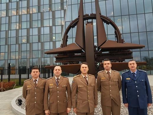 Brisel: BiH učestvovala u radu sastanka Vojnog komiteta NATO saveza | Radio Televizija BN