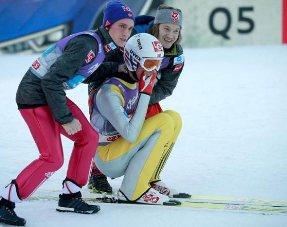 ''4 skakaonice'': Norvežanin pokorio Garmiš, Štoh zamalo do rekorda!