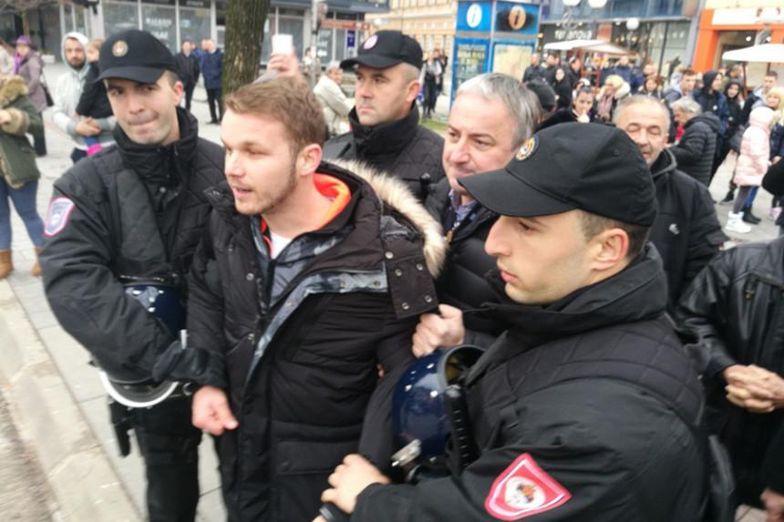 Станивуковић ухапшен у Бањалуци