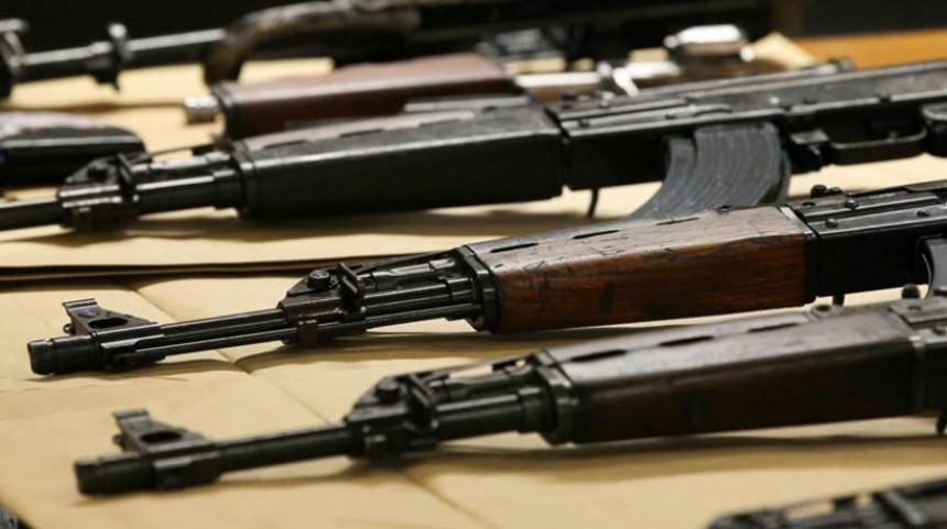 MUP RS prodaje puške i pištolje