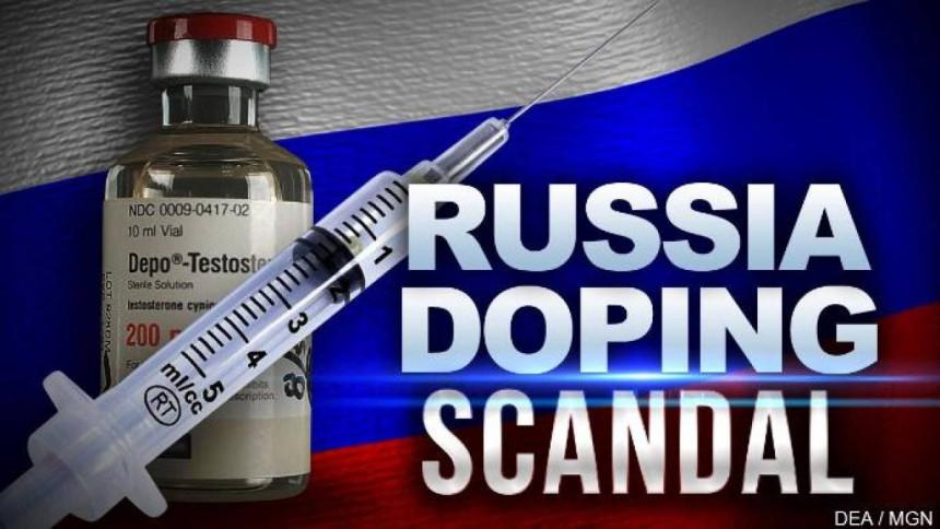 """Rusi opet """"pali"""" zbog dopinga!"""