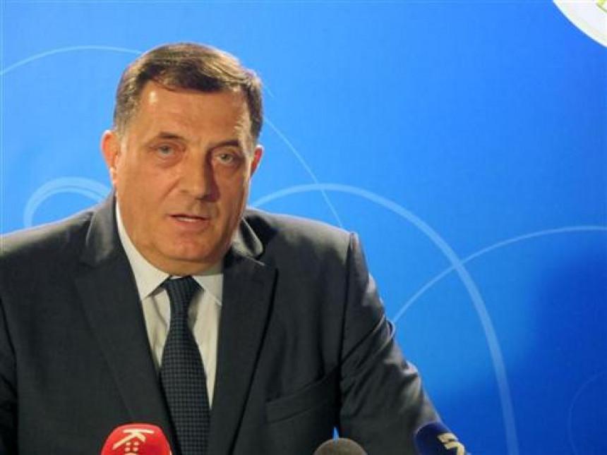 Dodiku zategli očne kapke