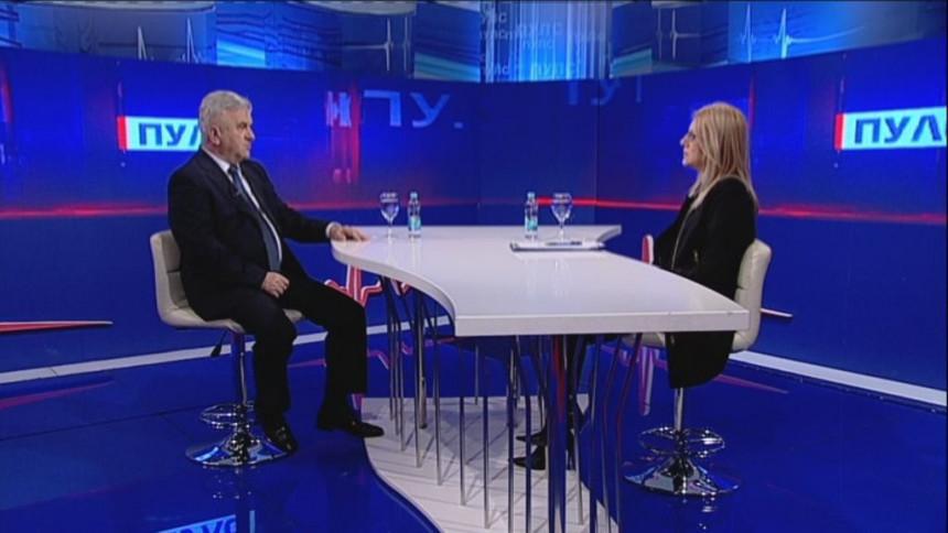 Čubrilović: Kandidat DNS biće predsjednik stranke Marko Pavić
