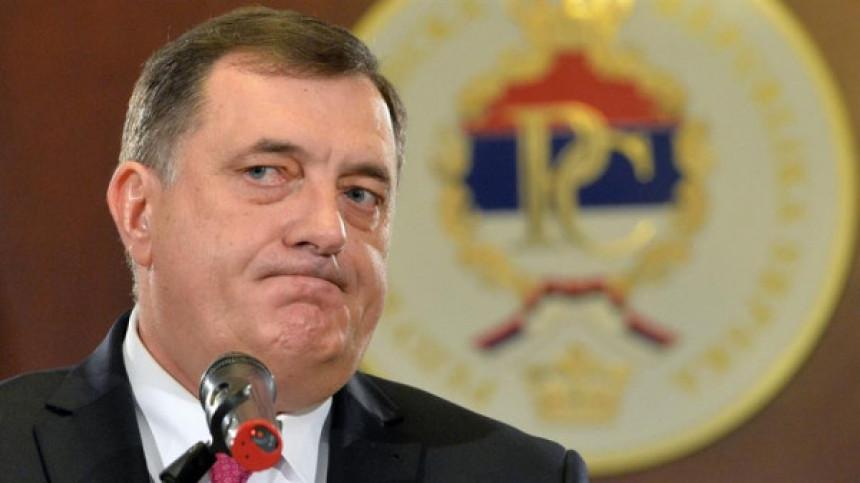"""Crna lista"" kao Dodikov rezultat"