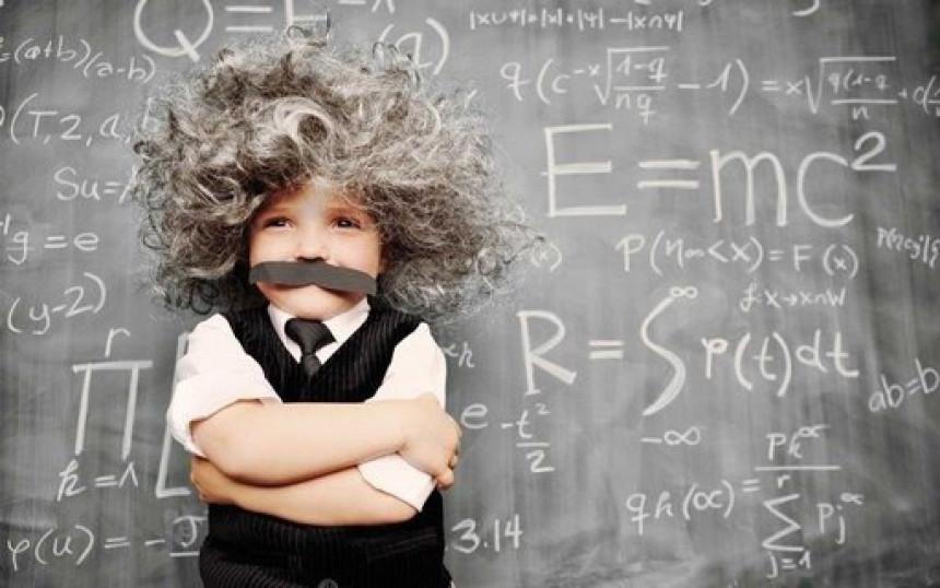 Kako prepoznati male genijalce