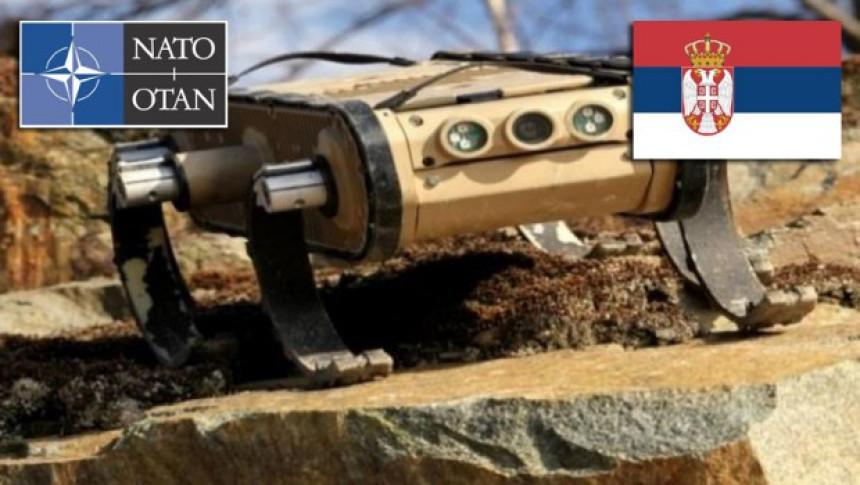T WHEX - robot kojeg prave Srbija i NATO