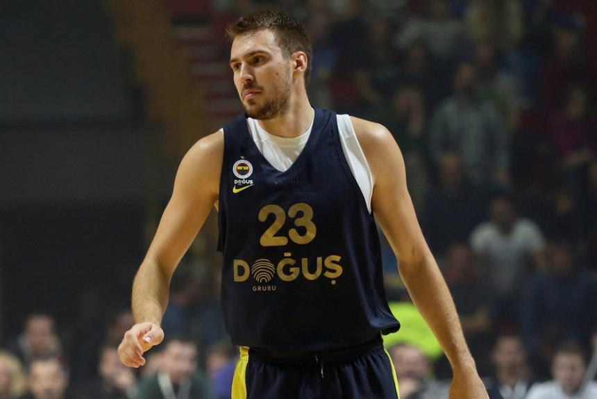Још један Србин у НБА лиги: Марко Гудурић!