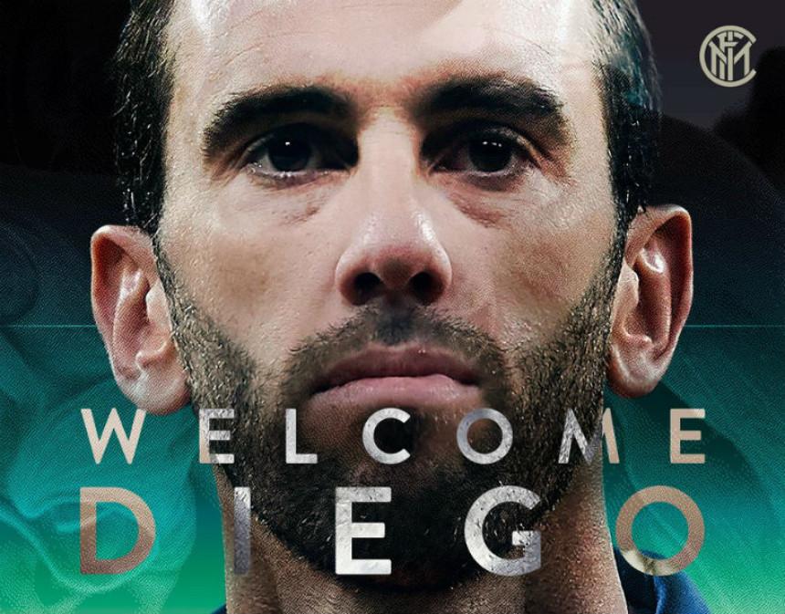 Zvanično: Godin potpisao za Inter!