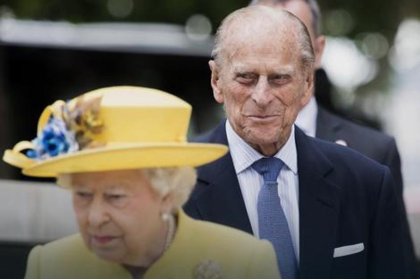 Princ Filip se povlači iz javnosti