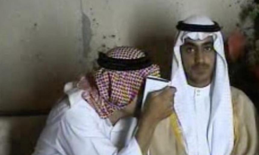 Ko je Hamza, bin Ladenov sin?