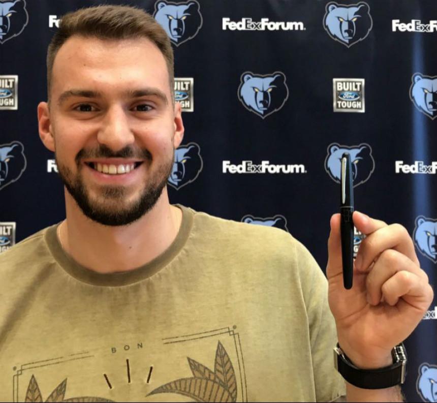 Marko Gudurić je NBA: Ugovor na 5,3 miliona $!