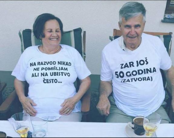 Njihova ljubav traje 56 godina