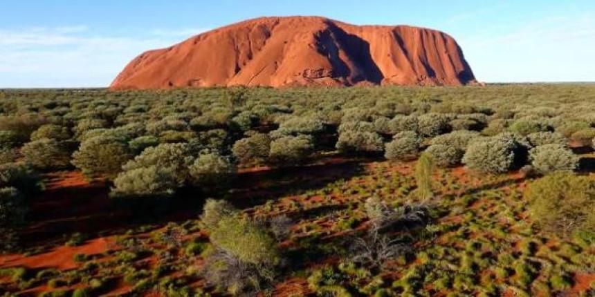 Uluru snimljena dronom prvi put u istoriji