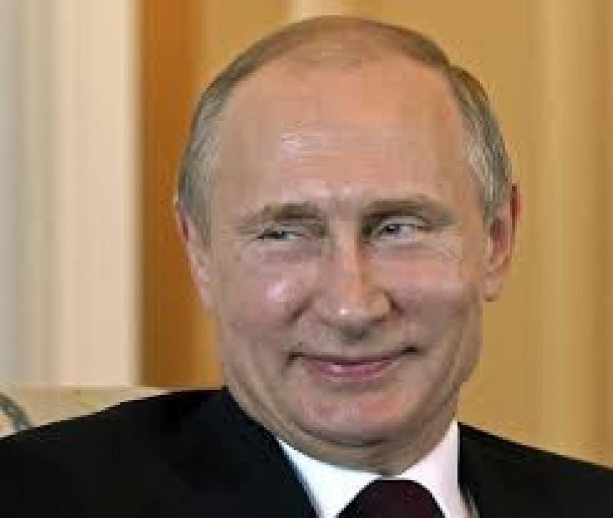 Putin među uticajnim Rusima
