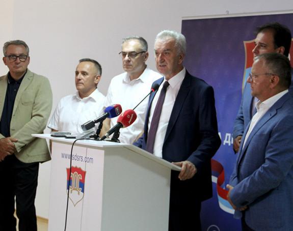 Шаровић: Тешко до Савјета министара прије избора 2020.