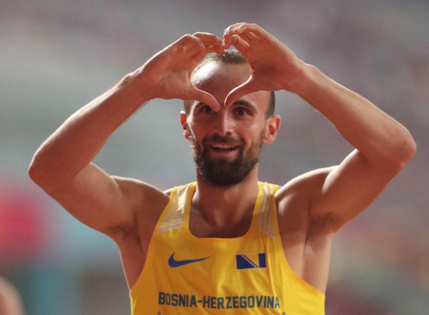 SP: Bravo - Amel Tuka osvojio srebro u Dohi!
