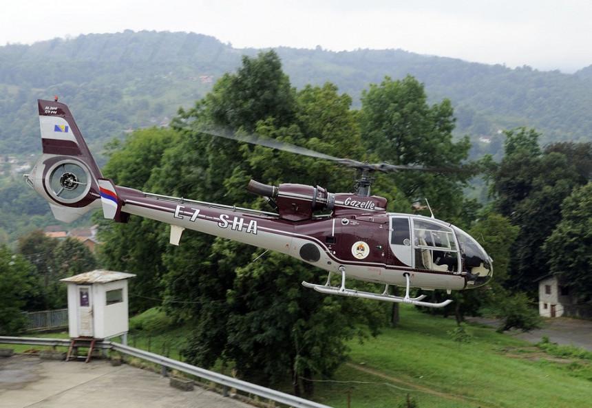 Vlada Republike Srpske ne prodaje više helikoptere