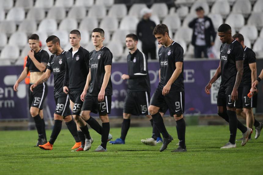 Priča - Nova kriza rezultata u Partizanu: Kad prije?!