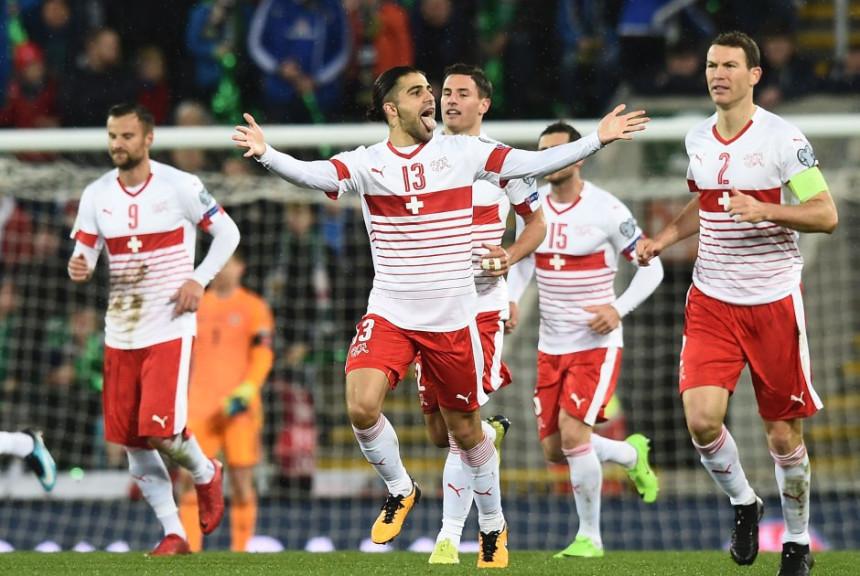 SP: Predstavljamo rivale Srbije na SP - Švajcarska...