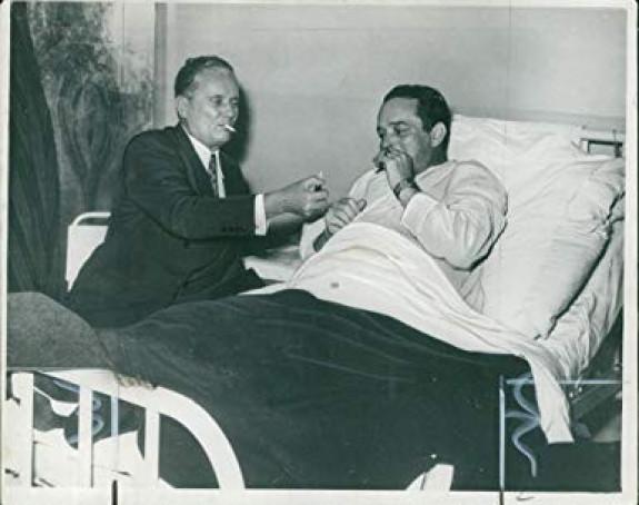 Dokumenti iz bolnice: Viski, vino, meso...