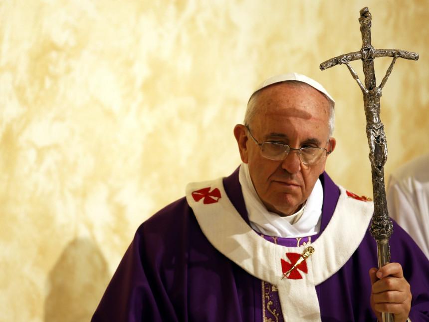 Papa Franjo glumi samog sebe u filmu?