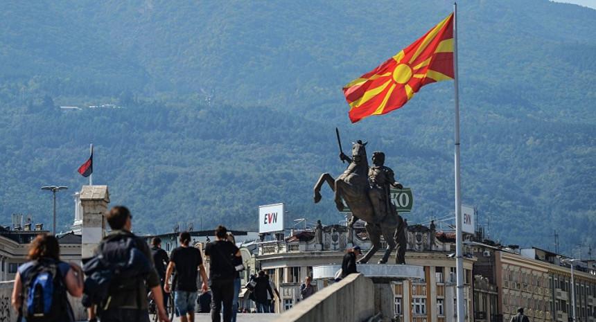 Makedonija 6. februara u NATO-u