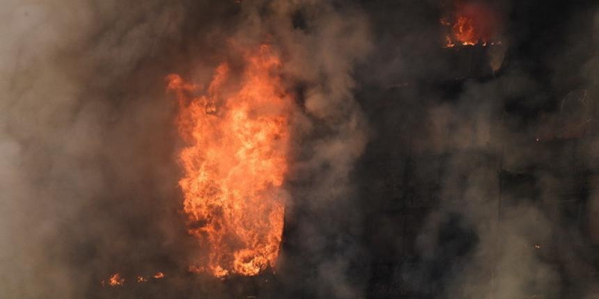 Poginule dvije osobe u požaru