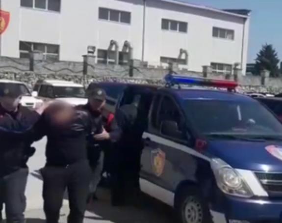 U Skadru uhapšena dva Crnogorca