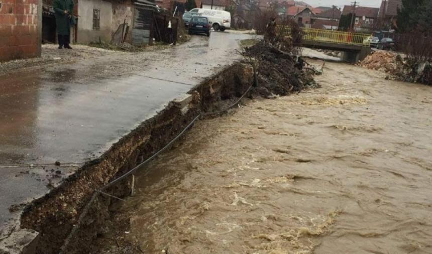Poplave: Narandžasti alarm u Srbiji