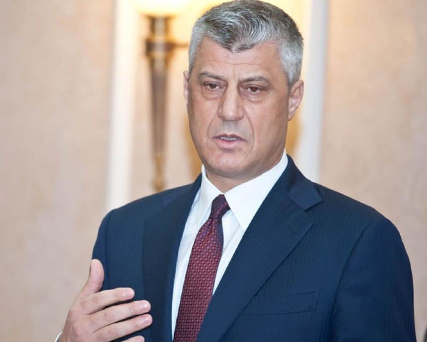Hašim Tači: Kosovo broji sate