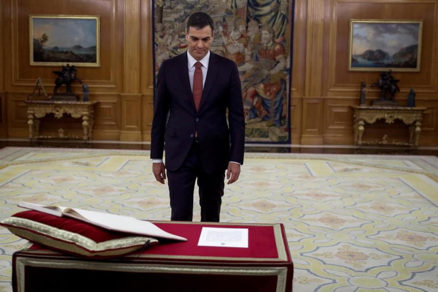 Španija: Sančez položio zakletvu