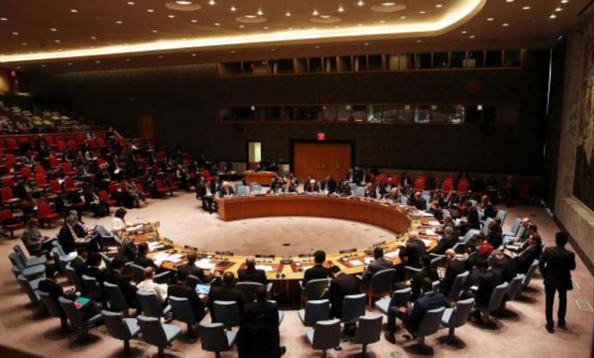 Veto SAD-a na rezoluciju UN-a