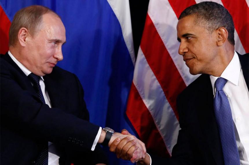 Obama vodio rat protiv Putina