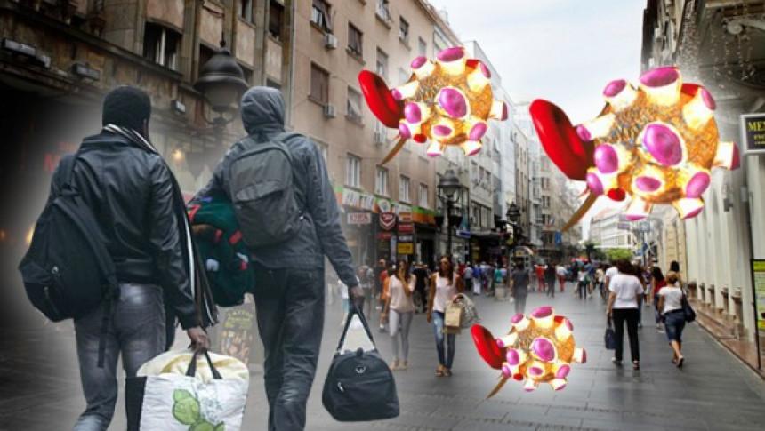 Zaražen malarijom luta Beogradom