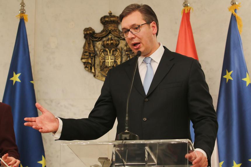 Vučić: Poštovati prava Srpske