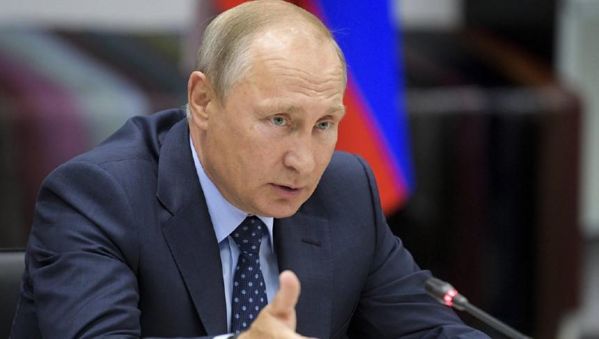 Putin upozorava na moguć sukob