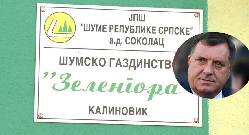 Kriminal pod zaštitom partije i Dodika