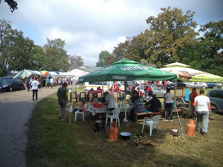 Održan ''Gastro fest'' na Bardači