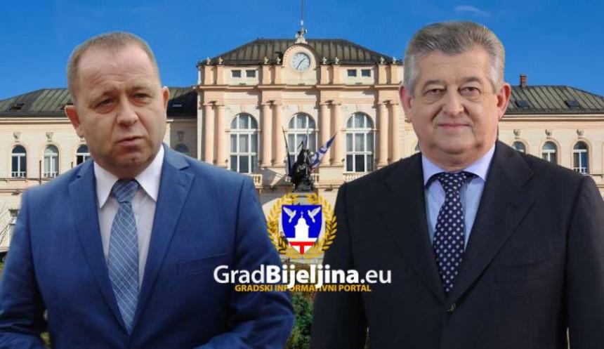 Bijeljina: Pobjedu slave oba kandidata