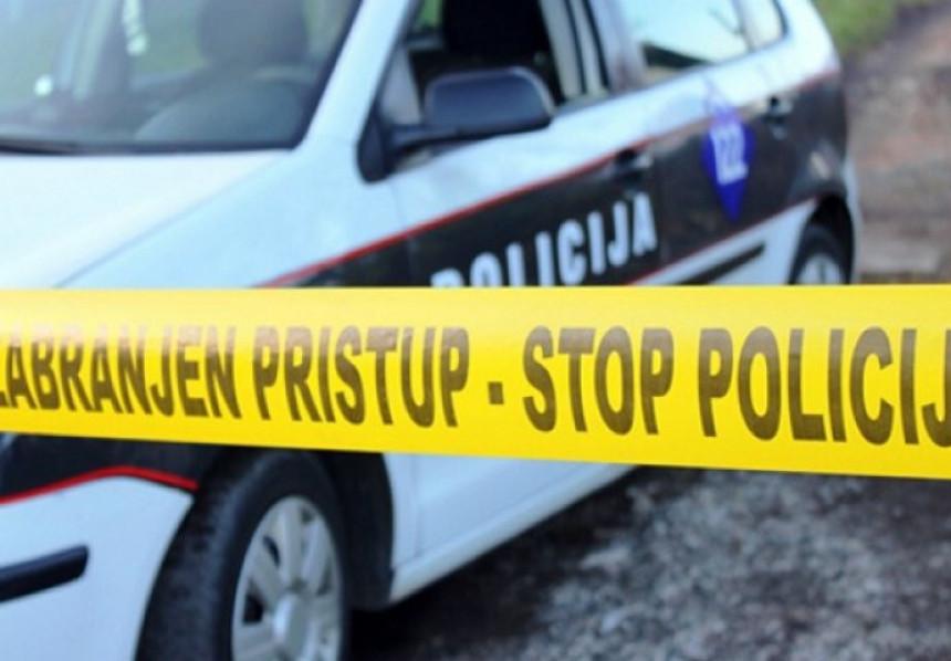Potjera u Šipovu: Uhapšen muškarac