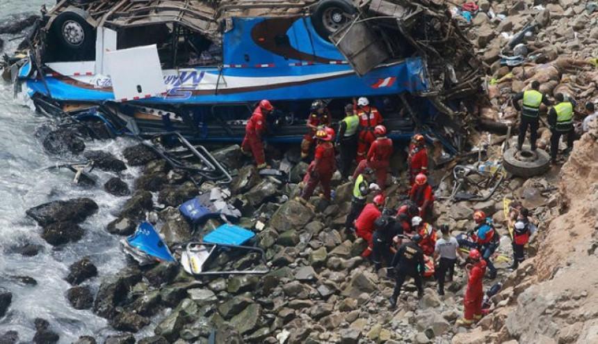 Najmanje 48 mrtvih u Peruu