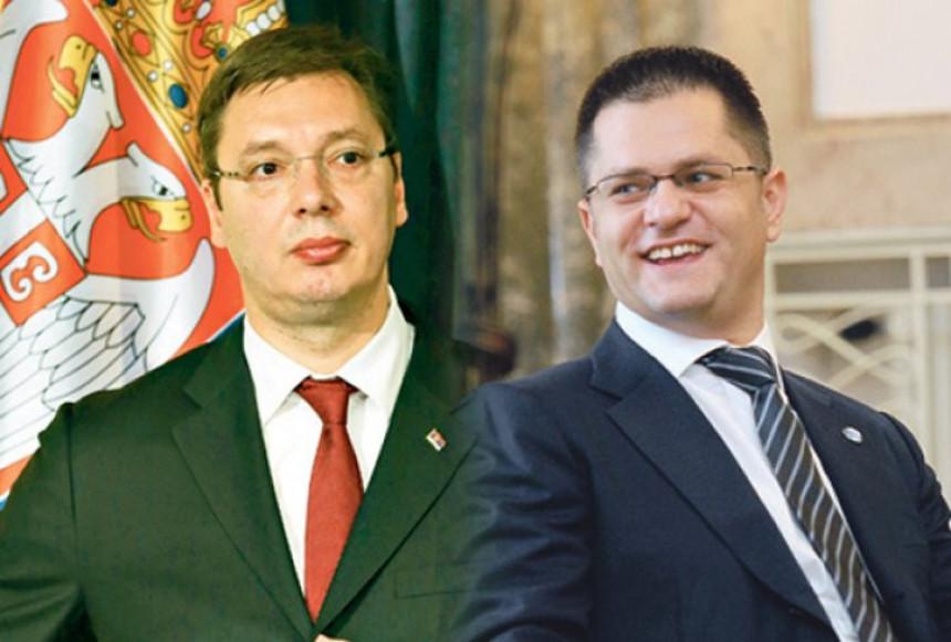 """Dodikovi ljudi ruše Aleksandra Vučića"""