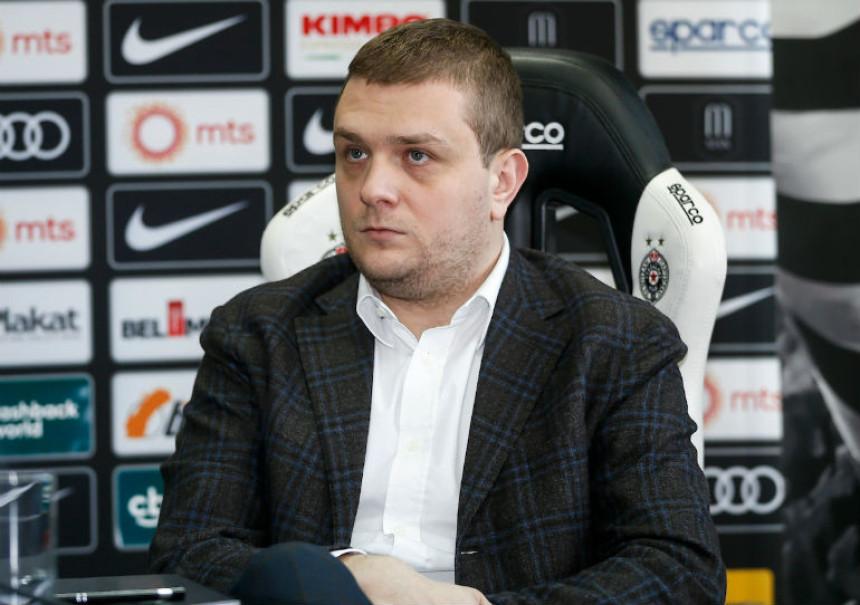 Partizan kreće u tri projekta, na prodaju Tavamba i Janković!