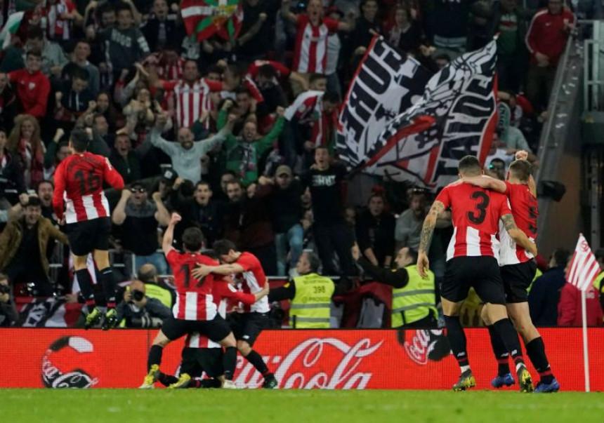 ŠPA: Ludo kolo! Pet golova u Bilbaou i pobjeda u 93'!