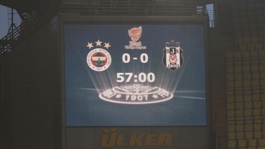 Bez fudbala u Istanbulu - Bešiktaš nije došao!