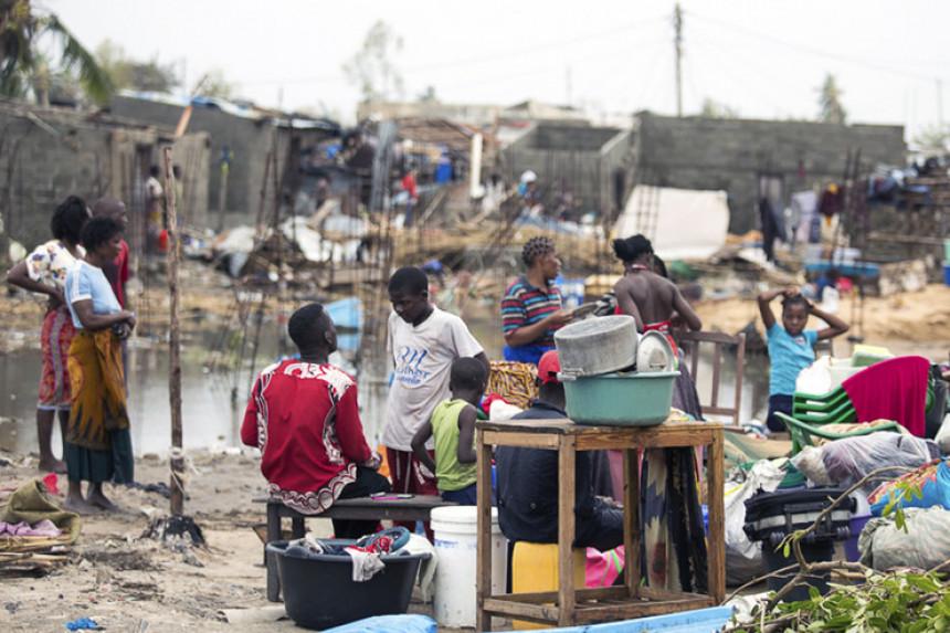 Poslije ciklona epidemija kolere