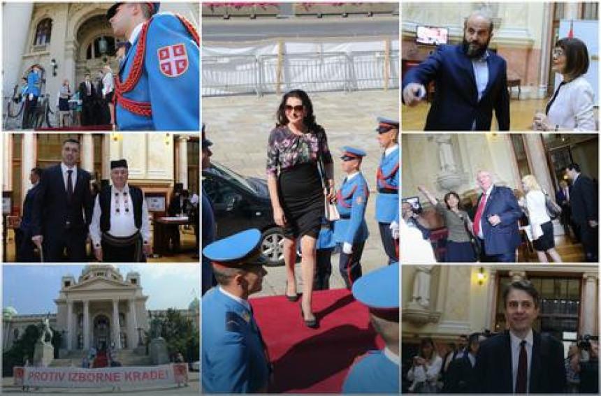 Konstituisan novi Parlament Srbije