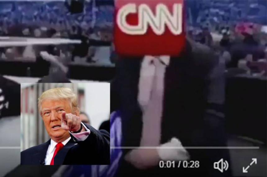 Mediji ogorčeni postupkom Trampa