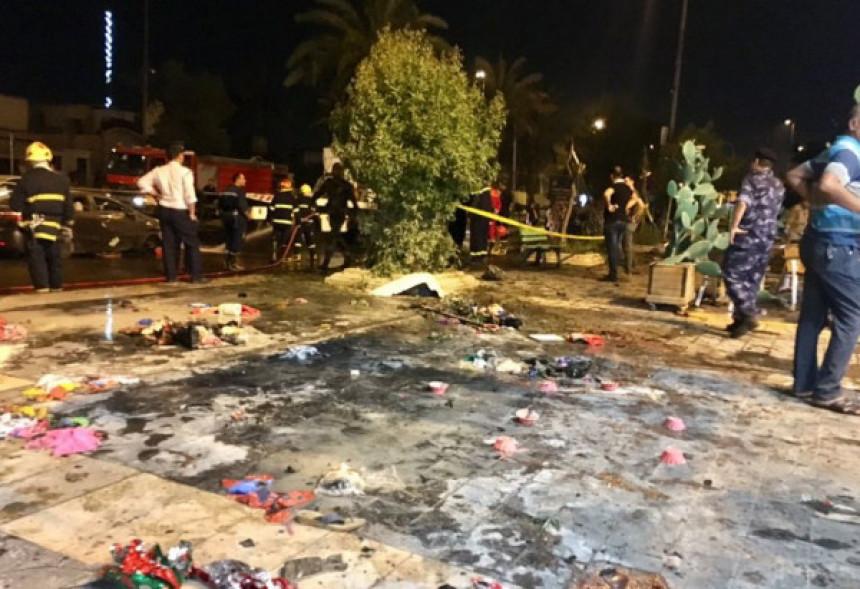 Bombaš samoubica ubio 14 ljudi