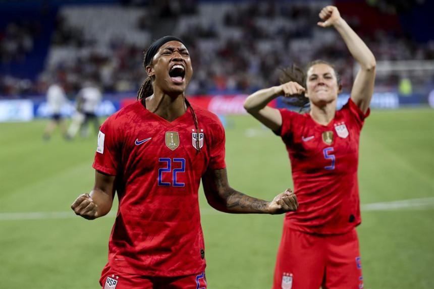 SP: Fudbalerke SAD na korak od odbrane trona!